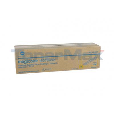 KONICA MINOLTA MAGICOLOR 1690MF TONER CARTRIDGE YELLOW